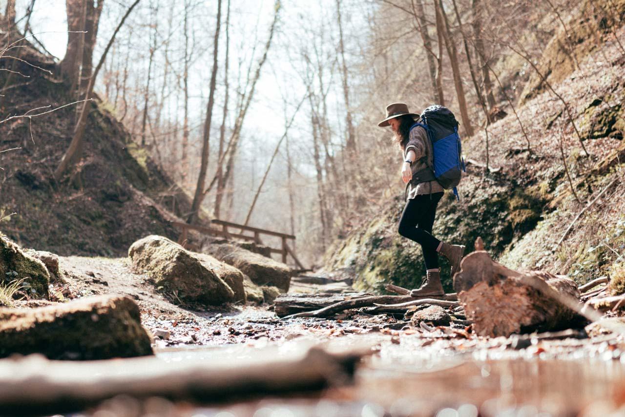 Wanderung outdoornomaden